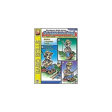 Remedia Publications Sequencing Character & Social Skills Workbook, Kindergarten - Grade 1 [eBook]