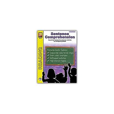 Remedia Publications Sentence Comprehension Language Arts Workbook, Kindergarten - Grade 1 [Enhanced eBook]