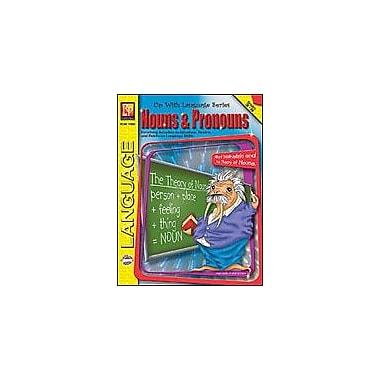 Remedia Publications Nouns and Pronouns Language Arts Workbook, Grade 3 - Grade 8 [Enhanced eBook]