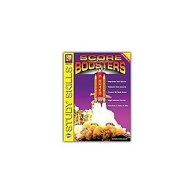 Remedia Publications Score Boosters Test Prep Workbook, Grade 3 [Enhanced eBook]