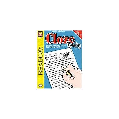 Remedia Publications Cloze Reading (Rdg. Level 3) Reading & Writing Workbook, Grade 3 - Grade 8 [Enhanced eBook]