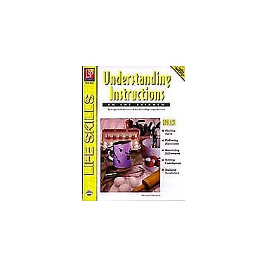 Remedia Publications Understanding Instructions: In the Kitchen, Grade 4 - Grade 8 [Enhanced eBook]