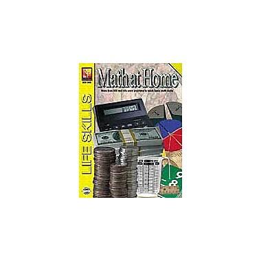 Remedia Publications Math At Home Problem Solving Workbook, Grade 4 - Grade 12 [eBook]