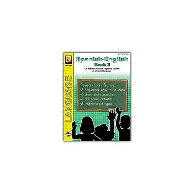 Remedia Publications Spanish-English Book 2 Language Arts Workbook, Grade 2 - Grade 12 [eBook]