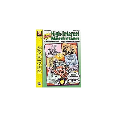 Remedia Publications More High-Interest Nonfiction Reading & Writing Workbook, Grade 3 - Grade 8 [eBook]