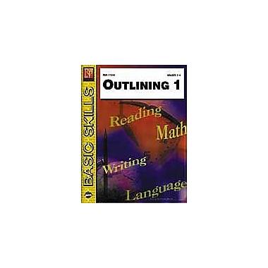Remedia Publications Beginning Outlining Reading & Writing Workbook, Grade 3 - Grade 4 [Enhanced eBook]