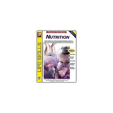 Remedia Publications Personal Care Series: Nutrition Health Workbook, Grade 5 - Grade 12 [Enhanced eBook]