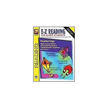 Remedia Publications E-Z Reading Reading & Writing Workbook, Grade 2 - Grade 12 [Enhanced eBook]
