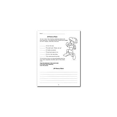 Remedia Publications Sentence Sequencing: Unit 2 Reading & Writing Workbook, Grade 2 - Grade 3 [eBook]