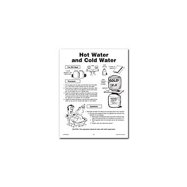 Remedia Publications Earth Science Experiment: Hot Water and Cold Water Science Workbook, Grade 4 - Grade 8 [eBook]