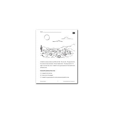 Remedia Publications Improving Reading Fluency and Comprehension: Unit 1 Reading & Writing Workbook, Grade 2 - Grade 4 [eBook]