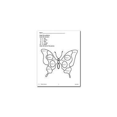 Remedia Publications Addition Fun: Unit 1 Math Workbook, Grade 1 [eBook]