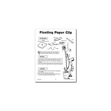 Remedia Publications Physical Science Experiments: Floating Paper Clip Science Workbook, Grade 4 - Grade 8 [eBook]