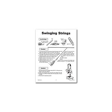 Remedia Publications Physical Science Experiments: Swinging Strings Science Workbook, Grade 4 - Grade 8 [eBook]