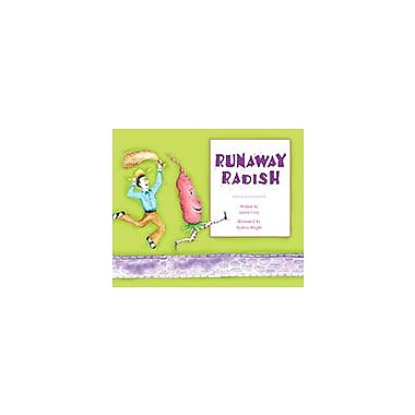 Raven Tree Press Runaway Radish Reading & Writing Workbook, Preschool - Grade 3 [eBook]