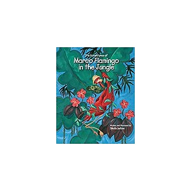 Raven Tree Press The Adventures of Marco Flamingo In the Jungle Reading & Writing Workbook, Preschool - Grade 3 [eBook]