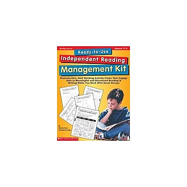 Scholastic Ready-To-Use Independent Reading Management Kit: Grades 2-3, Grade 2 - Grade 3 [Enhanced eBook]