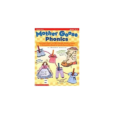Scholastic Mother Goose Phonics Reading & Writing Workbook, Kindergarten - Grade 2 [eBook]