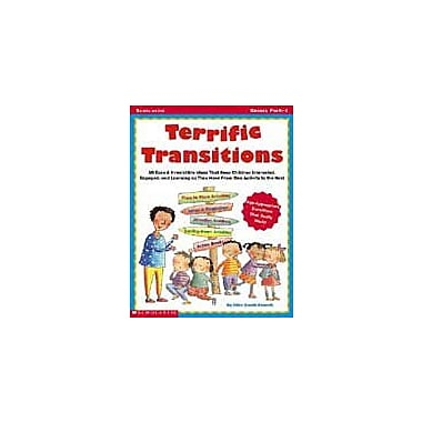 Scholastic Terrific Transitions Business Workbook, Preschool - Grade 1 [eBook]
