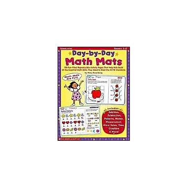 Scholastic Day-By-Day Math Mats Math Workbook, Grade 1 - Grade 2 [eBook]