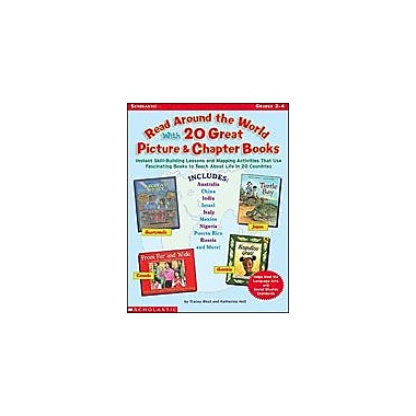 Scholastic Read Around the World With 20 Great Picture and Chapter Books, Grade 2 - Grade 4 [Enhanced eBook]