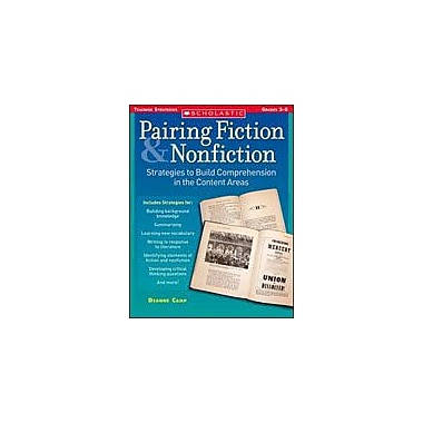 Scholastic Pairing Fiction and Nonfiction Business Workbook, Grade 3 - Grade 5 [Enhanced eBook]
