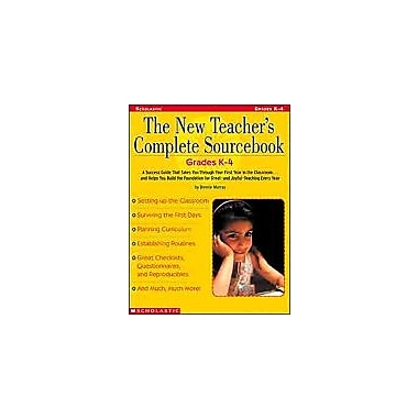 Scholastic The New Teacher's Complete Sourcebook Special Needs Workbook, Kindergarten - Grade 4 [Enhanced eBook]