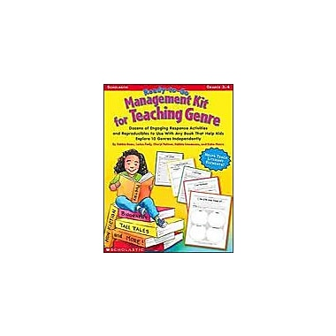 Scholastic Ready-To-Go Management Kit for Teaching Genre History Workbook, Grade 2 - Grade 4 [eBook]
