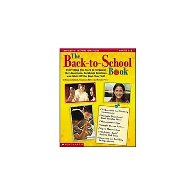 Scholastic The Back-To-School Book Business Workbook, Grade 3 - Grade 6 [eBook]