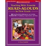 Scholastic - Livre d'exercices d'écriture et de lecture Teaching With Favorite Read-Alouds, 1e année [livre numérique]