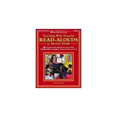 Scholastic Teaching With Favorite Read-Alouds In Second Grade Language Arts Workbook, Grade 2 [Enhanced eBook]