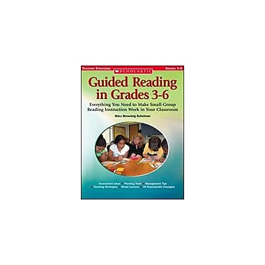 Scholastic Guided Reading In Grades 3-6 Reading & Writing Workbook, Grade 3 - Grade 6 [Enhanced eBook]