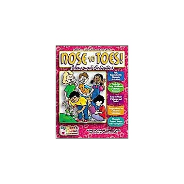 Scholastic Nose To Toes Early Childhood Thematic Books Math Workbook, Preschool - Grade 1 [Enhanced eBook]