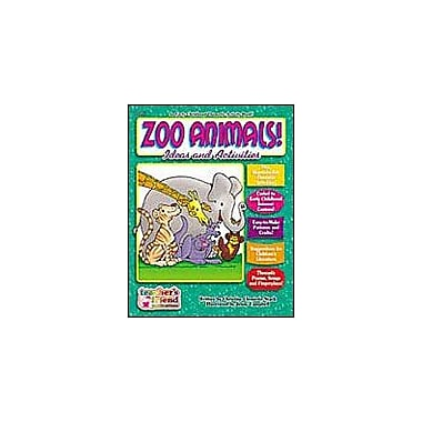 Scholastic Zoo Animals Early Childhood Thematic Books Science Workbook, Preschool - Grade 1 [eBook]