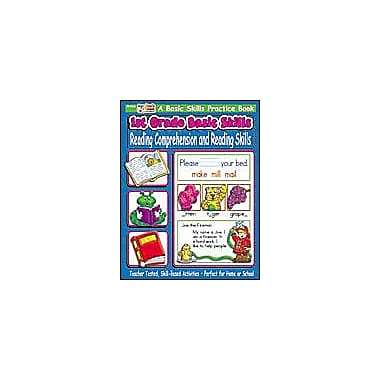Scholastic 1st Grade Basic Skills: Reading Comprehension and Reading Skills, Grade 1 [Enhanced eBook]