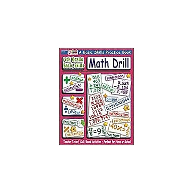Scholastic 6th Grade Basic Skills: Math Drill Math Workbook, Grade 6 [eBook]