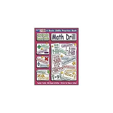 Scholastic 6th Grade Basic Skills: Math Drill Math Workbook, Grade 6 [Enhanced eBook]
