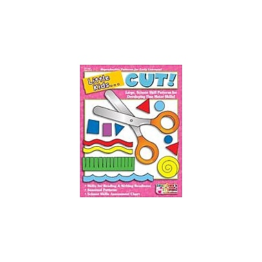 Scholastic Little Kids . . . Cut Art & Music Workbook, Preschool - Grade 1 [eBook]