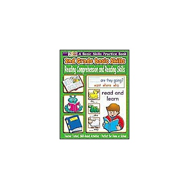 Scholastic 2nd Grade Basic Skills: Reading Comprehension and Reading Skills, Grade 2 [Enhanced eBook]