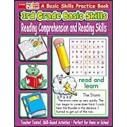 Scholastic 3rd Grade Basic Skills Reading Comprehension And Reading