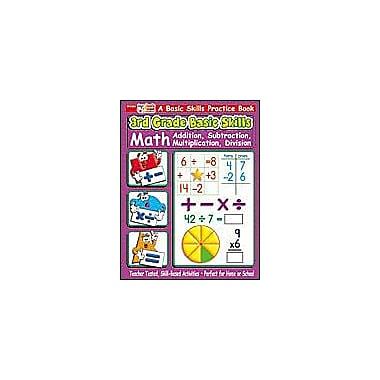 Scholastic 3rd Grade Basic Skills: Math: Addition, Subtraction, Multiplication, Division, Grade 3 [Enhanced eBook]