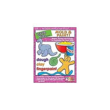 Scholastic Little Kids . . . Mold and Paint! Problem Solving Workbook, Preschool - Grade 1 [eBook]