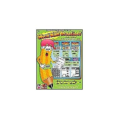 Scholastic Word Wall Practice: Tricky Words Reading & Writing Workbook, Kindergarten - Grade 2 [eBook]
