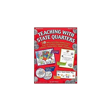 Scholastic Teaching With State Quarters Math Workbook, Grade 2 - Grade 5 [eBook]