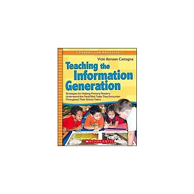 Scholastic Teaching the Information Generation Computers Workbook, Kindergarten - Grade 3 [Enhanced eBook]