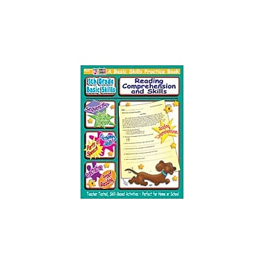 Scholastic 5th Grade Basic Skills: Reading Comprehension and Skills Reading & Writing Workbook, Grade 5 [eBook]