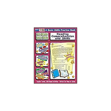 Scholastic 6th Grade Basic Skills: Reading Comprehension and Skills Language Arts Workbook, Grade 6 [eBook]