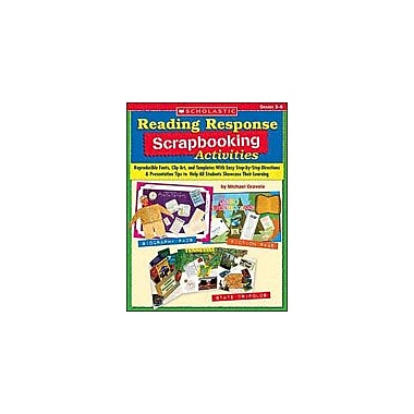 Scholastic Reading Response Scrapbooking Activities Art & Music Workbook, Grade 3 - Grade 6 [eBook]