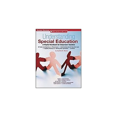 Scholastic Understanding Special Education Business Workbook, Kindergarten - Grade 8 [Enhanced eBook]