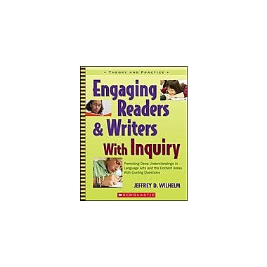 Scholastic Engaging Readers & Writers With Inquiry Language Arts Workbook, Grade 4 - Grade 12 [Enhanced eBook]